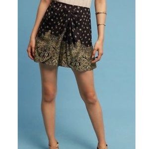 Anthropologie Hei Hei Luna Bow Shorts